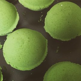 dill pickle bath bombs