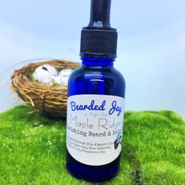 maple ridge beard oil